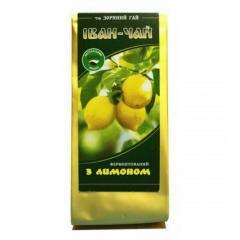 Ферментированный Иван-чай с с лимоном
