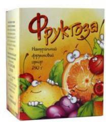 Fructose of 250 g of Golden-Farm (Kiev)