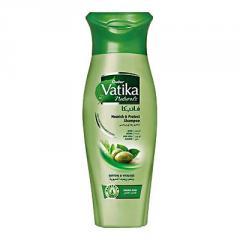 Шампунь для волос Dabur vatika питание и защита