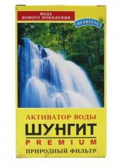 Шунгит для минерализации воды Premium (150гр) - Природный целитель