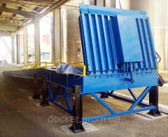 Platform stationary Docker 8 of t of 16 m with the