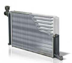 Радиатор основной (системы охлаждения), конденсор