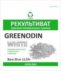"""Rekultivat of """"greenodin white"""","""