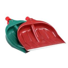 Garden shovel snow-removing plastic big with the