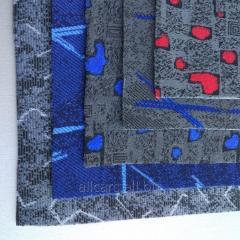 Автомобильная ткань для обшивки стоек и дверных карт