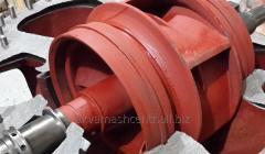 Wheel robochem to pump D1250-125 Ti INSHI