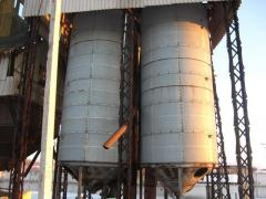 Grain-tanks
