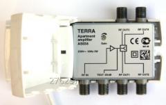 Підсилювач ТВ сигналу квартирний AS038
