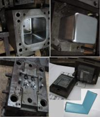 SECOND-HAND compression molds from Europe differen