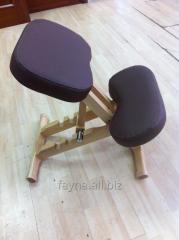Orthopedic knee chair