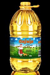 Oil the refined deodorized 5 l frozen brands