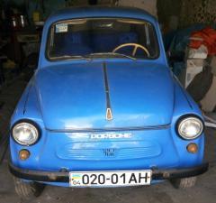 The car Zaz - 965