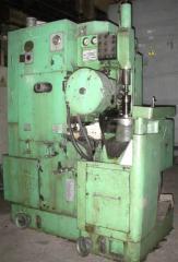Zubofrezerny semiautomatic device vertical 5B310P