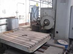 The machine is turning, milling, drilling, boring,