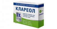 Klareol - from papillomas and warts. Company shop.