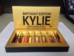 Kylie birthday edition - a set of lipsticks.