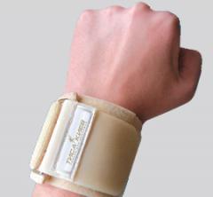 Elastic wristle