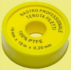 Tape FUM of the PRO of 15 m x 19 mm x 0,2 mm