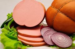 Food supplements for sausage production