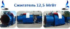 Solid fuel heat generators