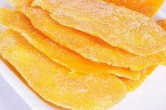 Candied fruits of mango of 100 g
