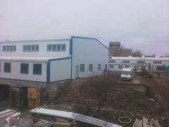 Construction iron