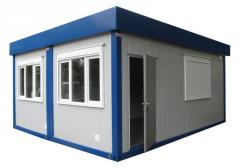 Home and office containers