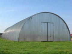 Storage facilities and buildings