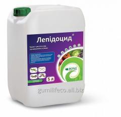 Bioinsecticide Lepidotsid (BIONA)