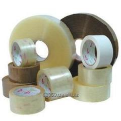 Клейкая упаковочная лента (Скотч упаковочный)