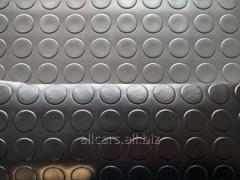 Автолин, автоленолиум, напольная резина для авто, Турция
