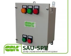 Ovládací skříňka ventilátor vzduchu tlakování SAU-SPV-5, 50-8, 0000