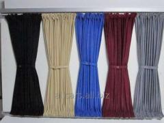 Automobile blinds, blinds for minibuses, curtains