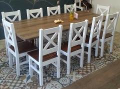 Стулья деревянные для кафе и баров, Стул Прованс