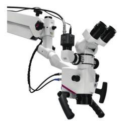 ALLTION АМ-4609 -  хирургический микроскоп с 6-ти ступенчатым увеличением и LED-подсветкой | Alltion (Китай)