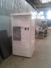 Корпус  аппарата по продаже питьевой воды