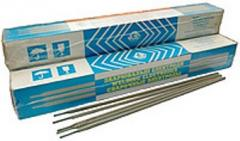 Electrodes of UONI-13/55, of 4 mm, 5 kg for