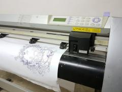 GRAPHTEC FC7000 cutting pro