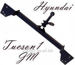 Фаркоп Hyundai Tucson Хундай Туксон JM (перше