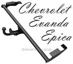 Фаркоп Chevrolet Evanda Epica Шевроле Эванда Эпика