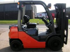 Loader fork diesel new and second-hand