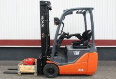 Loader electric second-hand