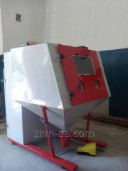 Піскоструминна обладнання для скла