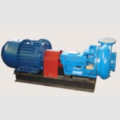 Unit electric pump centrifugal slurry NShB