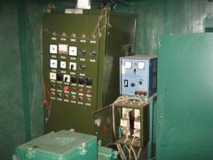 Diesel power plant of 390 kw
