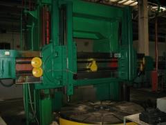 Machine turning and rotary 1525