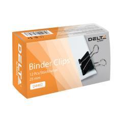 Биндер-25мм (12шт.),4402-D