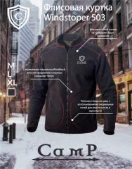 Windstopper fleece jacket 503