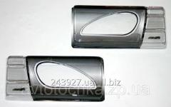 Protection of headlights, overlays for headlights