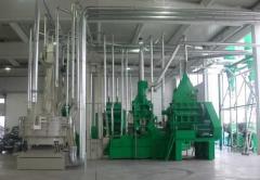 Оборудование для переработки отходов РТИ,